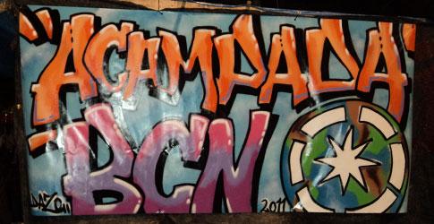 #acampadabcn (15-M)