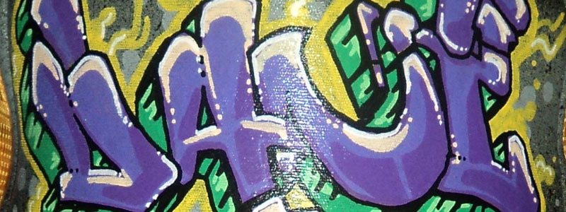 Gorra – Dani | DazoArt - Graffitis & Arte Mural