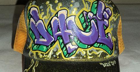 Dani | DazoArt - Graffitis & Arte Mural