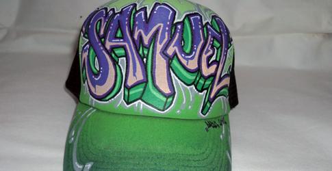 Cap – Samuel