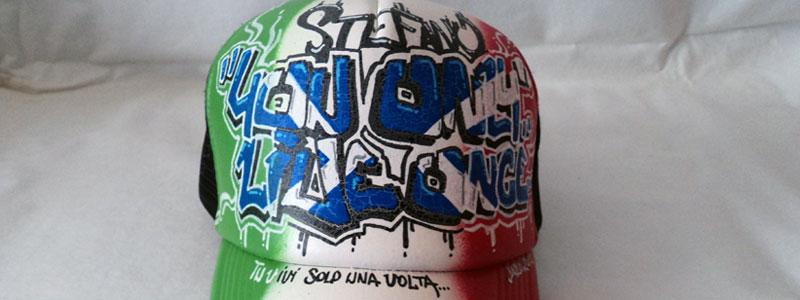 Cap – Stefano