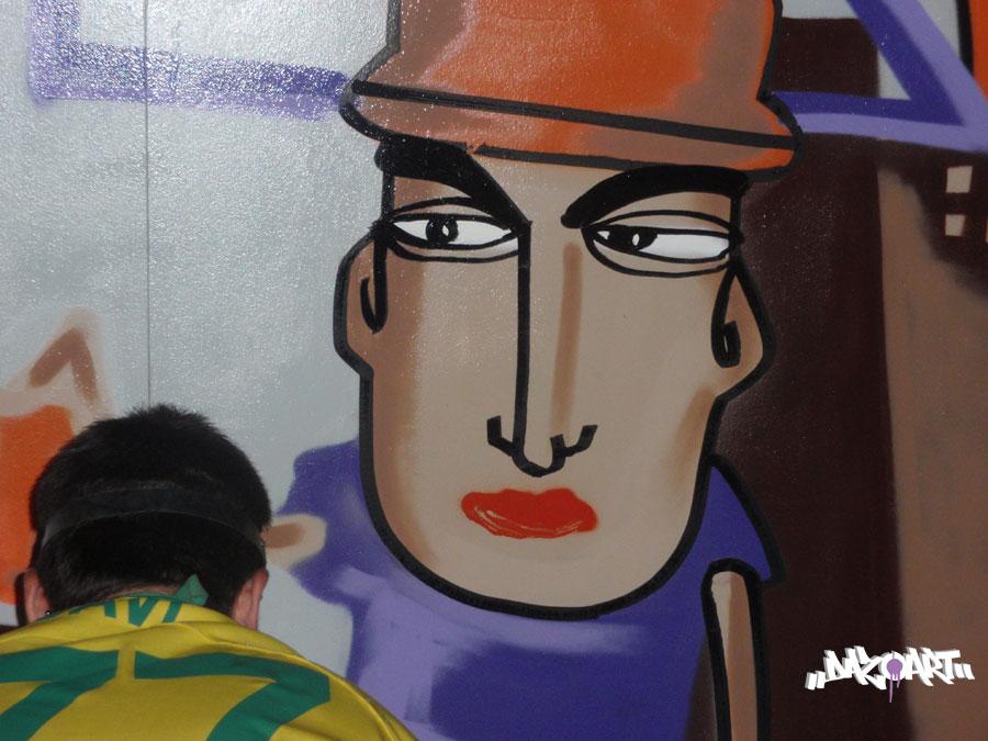 poster mural 2m x 3m