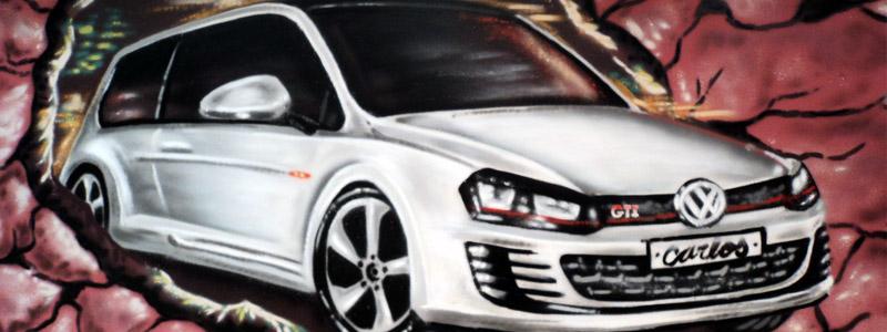 VW Golft – Carlos